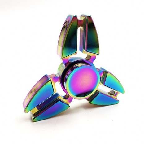 Cyclone Rainbow Fidget Spinner